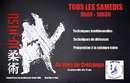 Séances de Ju-Jitsu       Le samedi 9h00 - 10h30